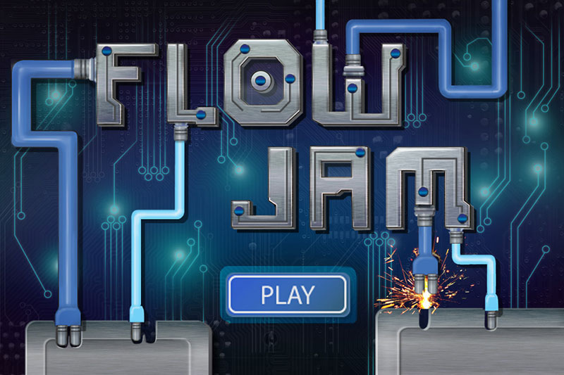 Flow Jam Splash Screen